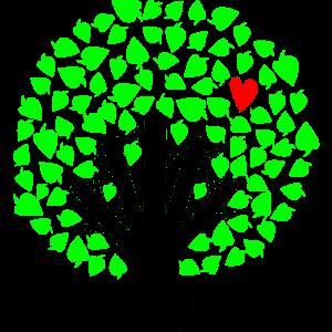 arbol-de-corazones